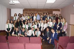 Заседание городского Совета лидеров ученического самоуправления