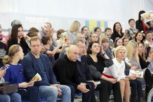 Единый День плавания торжественно открыли в школе 60